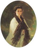 Sissi Empress Elisabeth of Austria, 1864