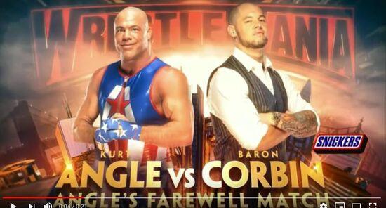(233) Wrestlemania 35 Kurt Angle vs Baron Corbin - Official Match Card - YouTube.jpg