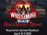 WrestleMania 37: The Buccaneer Bowl