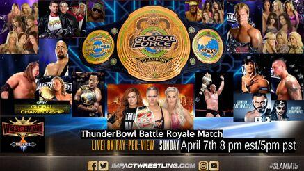WM 35 ThunderBowl match for the GFW Global Title.jpg
