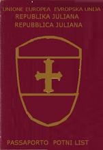 Juliana Passport