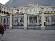 Palais de la reine- den haag-la haye