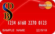 SD bank credit card