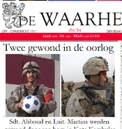 Two injured in the war - DW 13 June 17