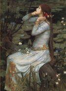 Ophelia John William Waterhouse