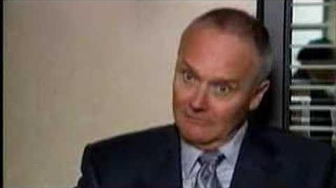 The Office - Creed talks about the 60s