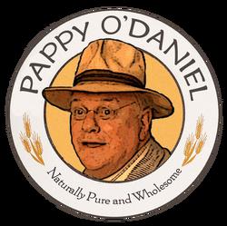 Pappy O'Daniel's logo.png