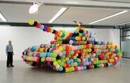 Balloon-tank