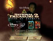 National Treasure - Cavern Climber