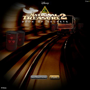 National Treasure - Chunnel Racer