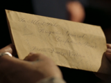 Queen Victoria's Letter