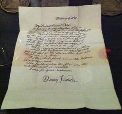 Queen Victoria Letter Prop.png