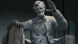 Giant Statue Of Abraham Lincoln.png