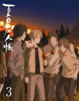 Natsume Yuujinchou Go Vol 3 Blu-ray