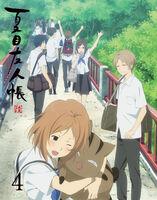 Natsume Yuujinchou Roku Vol 4 Blu-ray