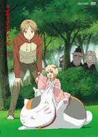 Zoku Natsume Yuujinchou Vol 2 DVD