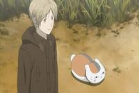 Natsume & nyanko at field