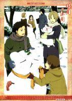 Natsume Yuujinchou Calendar 2014 Cover 1