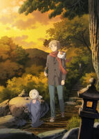 Natsume's Book of Friends The Waking Rock and the Strange Visitor Poster 2
