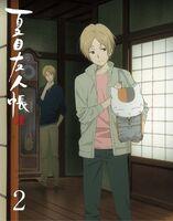 Natsume Yuujinchou Roku Vol 2 Blu-ray