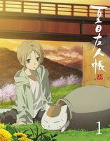 Natsume Yuujinchou Roku Vol 1 Blu-ray