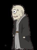 One-Eyed Anime