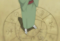Chobihige encounter inside the circle