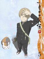 Natsume Yuujinchou Shi Vol 5 Blu-ray