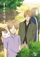 Natsume Yuujinchou Vol 4 DVD
