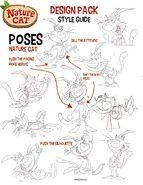 Nature Cat Design Pack 3