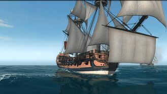 Ingermanland Front Sailing 1