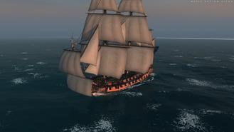 Ingermanland Sailing Front Side