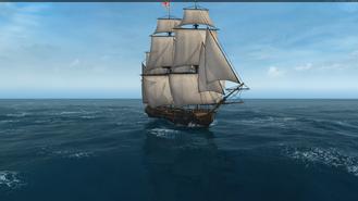 Gros Ventre Front Sailing