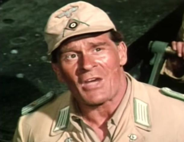 Oberleutnant (I diavoli della guerra)