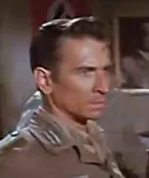 German Officer 1 (The Rat Patrol)