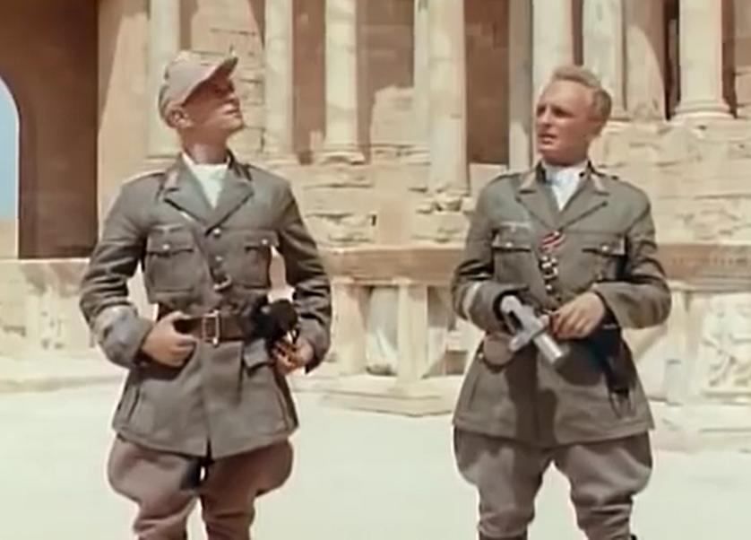 Senior German Officer