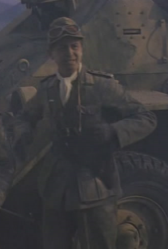 German Officer (The Red Beret)