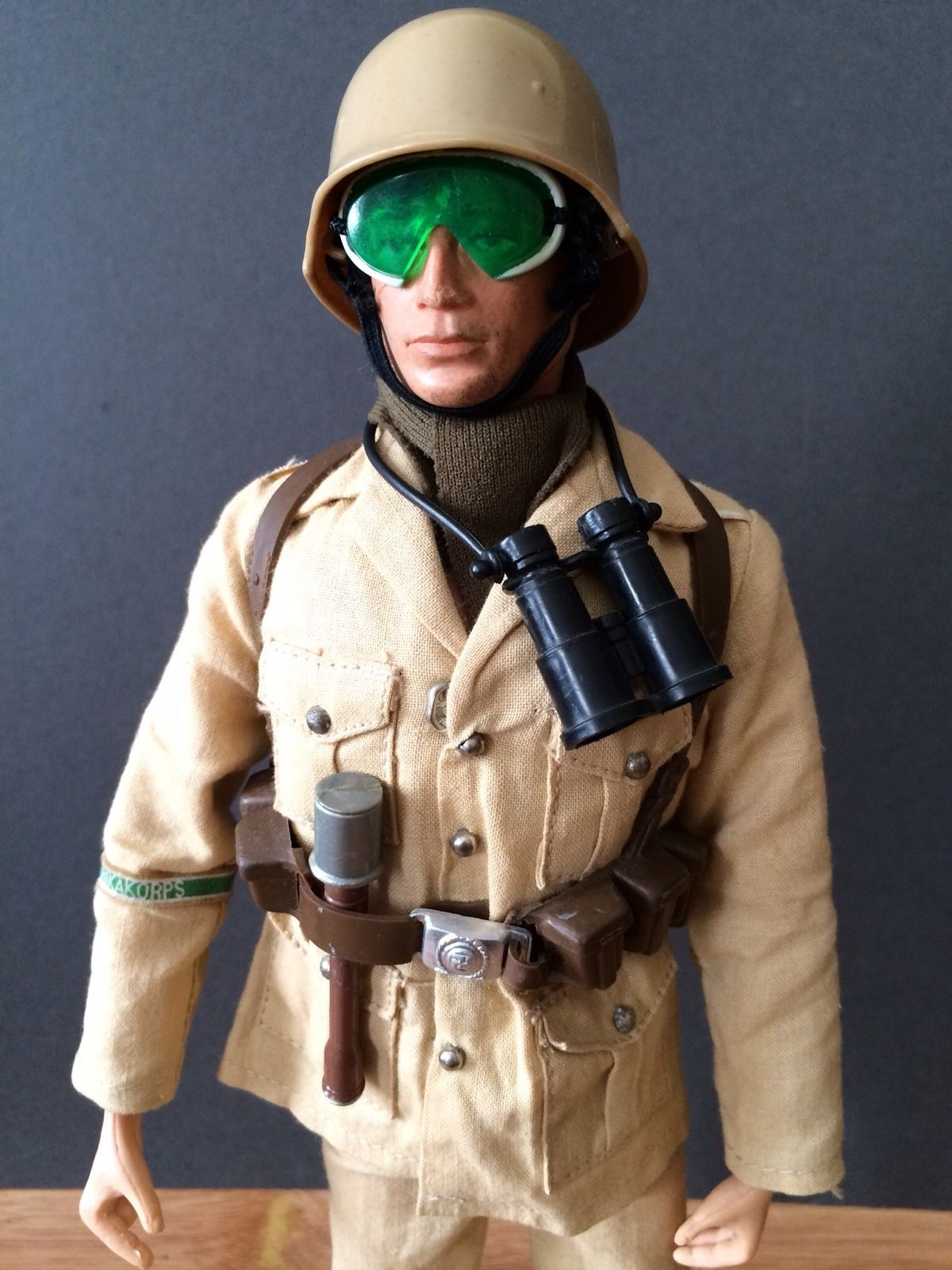 Afrika Korps Lance Corporal