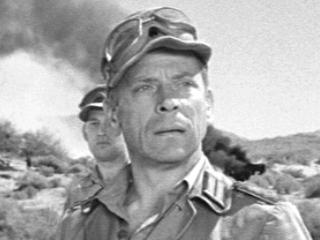 German Major (The Desert Fox: The Story of Rommel)