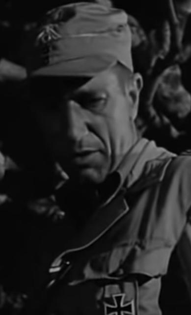 German Major 2 (The Desert Fox: The Story of Rommel)