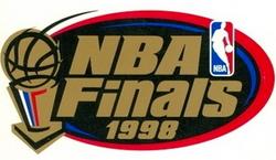 1998 NBA Finals logo.png