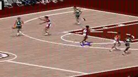 SNES - NBA Live 96