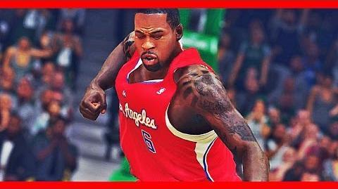 NBA 2K14 I'm on Fire