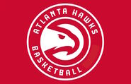 Atlanta Hawks - Flag