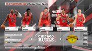 Chicago Bulls NBA 2K18