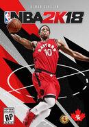 NBA 2K18 Canadian Editon
