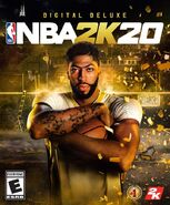 NBA 2K20 Deluxe Edition