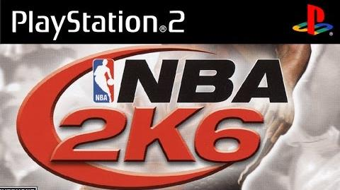 NBA 2K6 Playstation 2 Gameplay (2K Sports 2005) (HD)