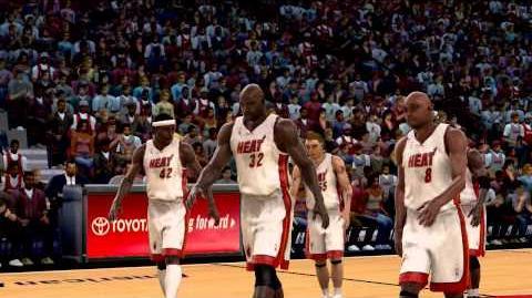 NBA 2K6 - Cavs vs Heat - Requested Simulation