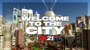 NBA 2K21- Welcome to The City